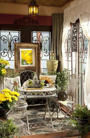 арт мебели за градината