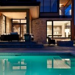 красиви къщи с басейн