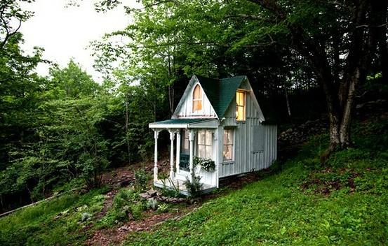 малка викторианска къща