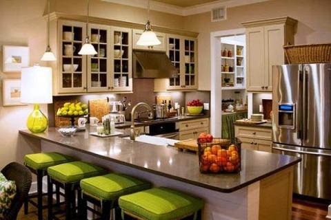 стил в кухнята