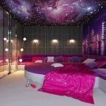 Осветлението в спалнята