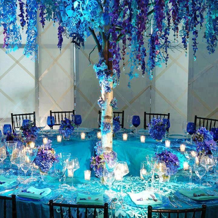 Красиви декорации за маса