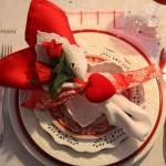 украса на маса за Свети Валентин