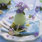 Великденски декорации за маса