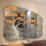 Огледалото като артистичен интериорен елемент