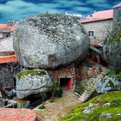 Монсанто, Португалия - приказка за отминали времена