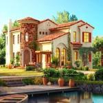 Красиви къщи