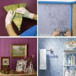 Идеи за декорация на стена