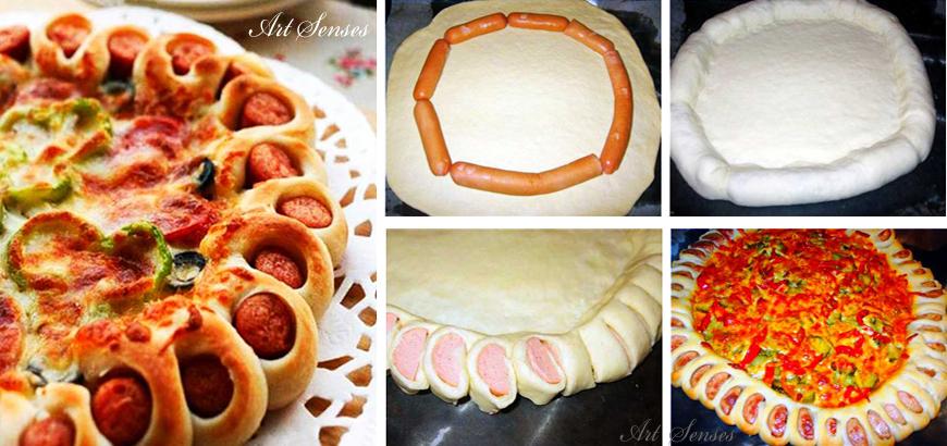 98998ef6c66 Оригинална и вкусна пица | Art senses – идеи за дома и градината