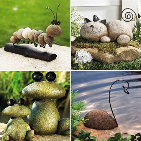 Украса за градината