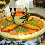 Карвинг - изкуство върху храна (4)