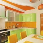 Кухня в зелено (13)