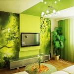 всекидневна в зелено (1)