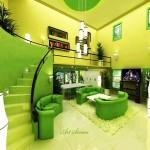 всекидневна в зелено (11)