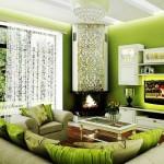 всекидневна в зелено (3)