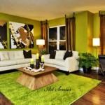 всекидневна в зелено (4)