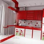 кухня в червено (5)