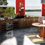 кухня с панорамни прозорци (1)