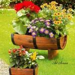 Оригинални идеи за градината