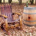 Столове от бъчва
