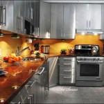 Впечатляващи дизайни за кухня (15)