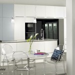 Модерна кухня в бяло (15)