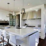 Модерна кухня в бяло (7)