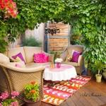 Уютни градински кътчета (4)