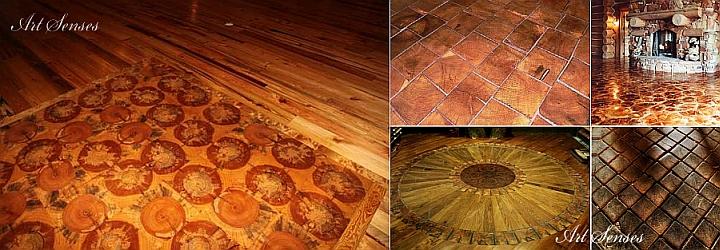 Дървени подови настилки
