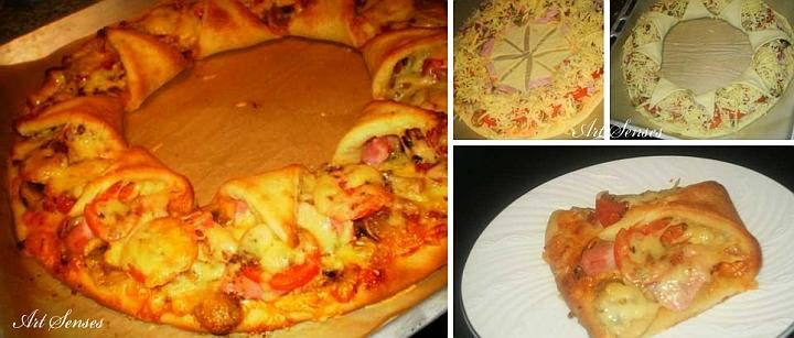 Пица пръстен