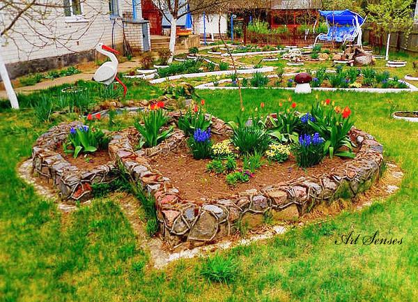 Артистични идеи за градина