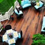 Декинг - дървени платформи