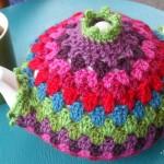 Ръчна плетка за чайник