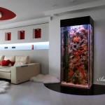 Идеи за аквариум в интериора