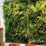 Впечатляващи вертикални градини (1)