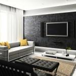 Modern Home Living Room Interior