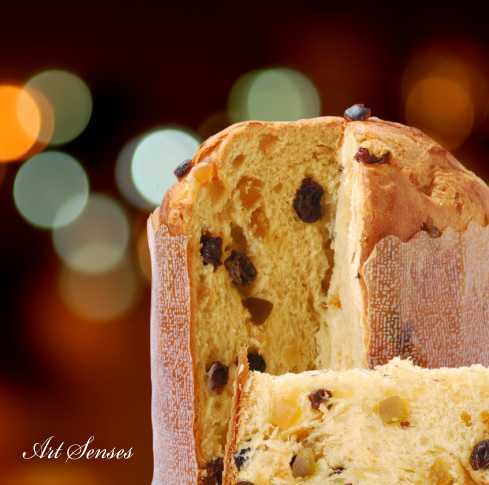 Сладкия хляб Панетоне - Panettone