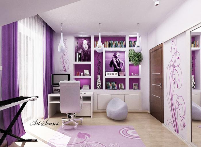 тинейджърска стая (4)