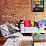 тухлени декорации в дома (9)