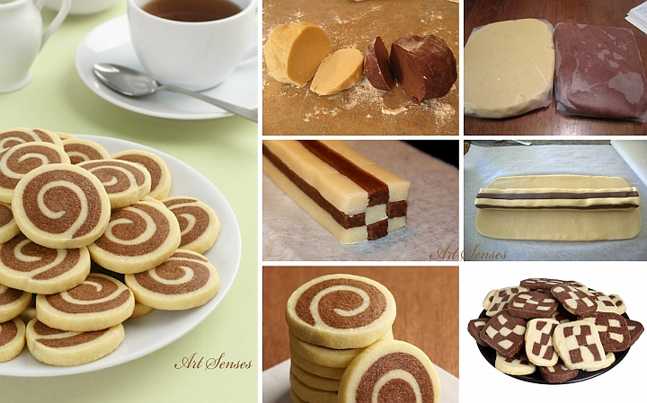 Вкусни и контрастни маслени сладки