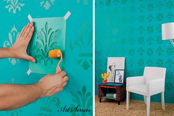 Артистична декорация за стена