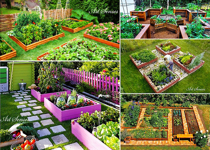 Направи си градинка в градината