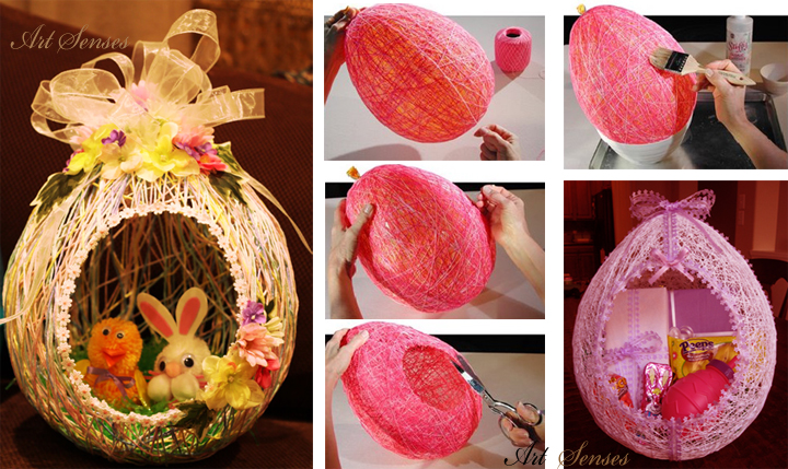 Великденска кошничка
