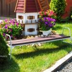 Интересни декорации за градина