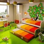 Детска стая за близнаци