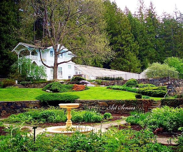 Терасиране на градината