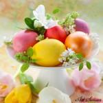 великденска украса с яйца (2)