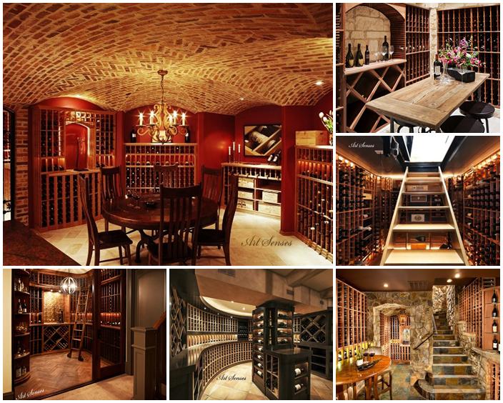 Домашната винарна - стая със специално предназначение