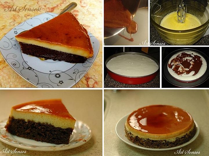 Карамелова торта