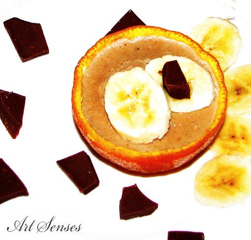 Домашен бананов сладолед